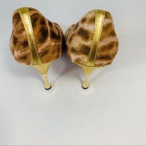 Manolo Blahnik Shoes - Authentic Manolo Blahnik Animal Print